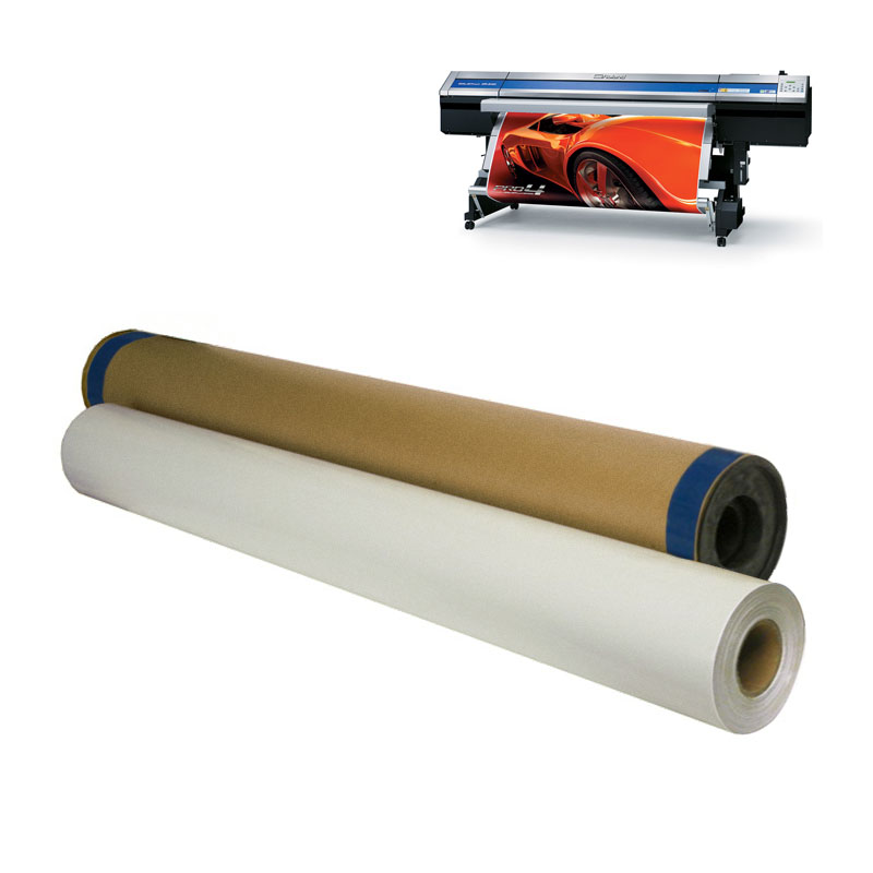 Gloss 38 Quot X 164 Eco Solvent Base Vinyl Banner Roll Mutoh