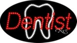 BestDealDepot LED Flasher Signs Dentist Business Sign 15
