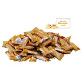 Barefood 100% Natural Chewy Ginger Candy Orange Ginger 2 LB