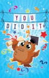 Graduation Theme You Did It Garden Flag Decorative Flag - 12.5