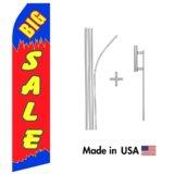 Big Sales Econo Stock Flag