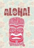 Exotic Hawaii Aloha Garden Flag Decorative Welcome Flag - 12.5