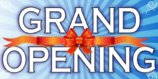 3ft x 6ft - GRAND OPENING BANNER (BUY 3 GET 4th one for FREE)